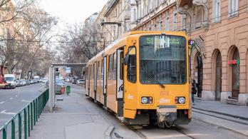Rátámadt és többször megütött egy villamosvezető nőt egy férfi Budapesten