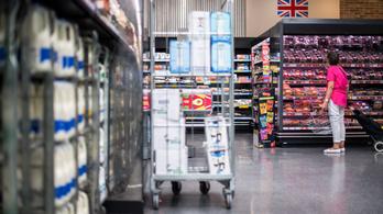 Élelmiszerhiány lesz a briteknél megegyezés nélküli brexit esetén