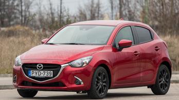 Teszt: Mazda 2 G90 Takumi - 2018.