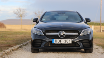 Mercedes-AMG C 43 AMG 4Matic Coupé - 2019.