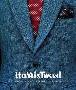 harris tweed book