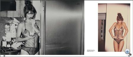 Még több kép Helena Christensenről!