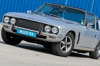 Jensen Interceptor 1966