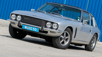 Jensen Interceptor III – 1973.