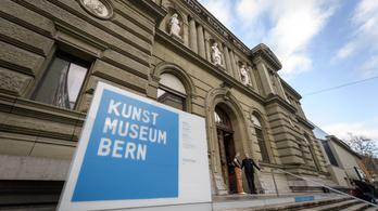 Újabb, gyanús eredetű képeket vizsgálnak egy svájci múzeumban