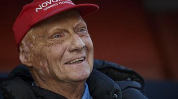 Niki Lauda újra a bécsi klinikán
