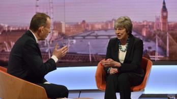 May szerint mindenképpen megtartják a sorsdöntő brexitszavazást
