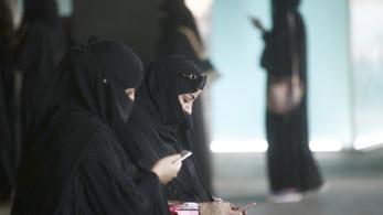 Vasárnaptól SMS-ben értesítik a szaúdi nőket a válásukról