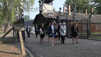 Rekordszámú érdeklődő kereste fel az auschwitzi emlékhelyet