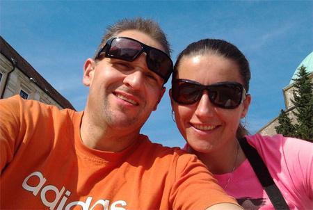 Zsolt és Andrea - fotó: Randivonal