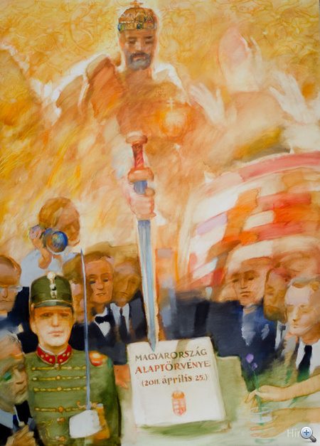 Szkok Iván: Új alkotmány születik (félkész)