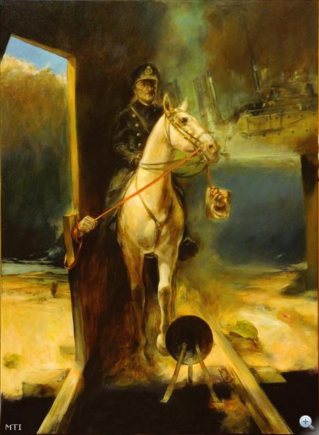 Incze Mózes: Horthy Miklós kora (1919-1944) című alkotása