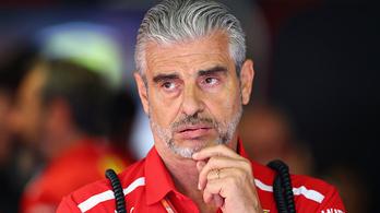 Csapatfőnököt cserél a Ferrari