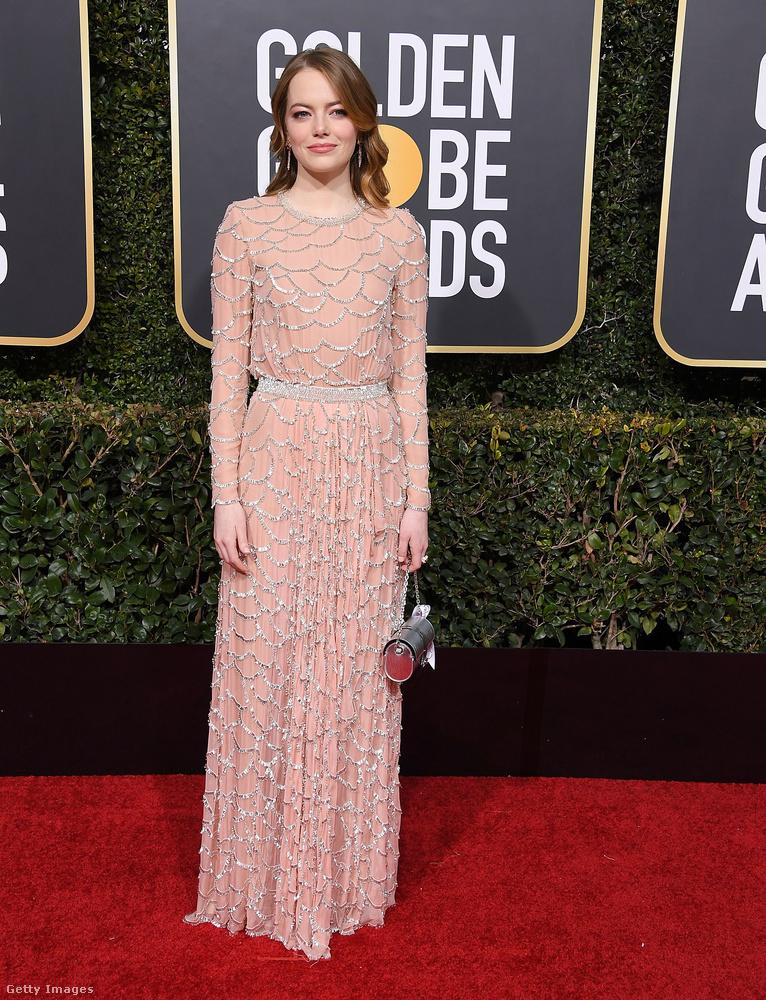 Emma Stone sose volt a vad, merész ruhák élharcosa