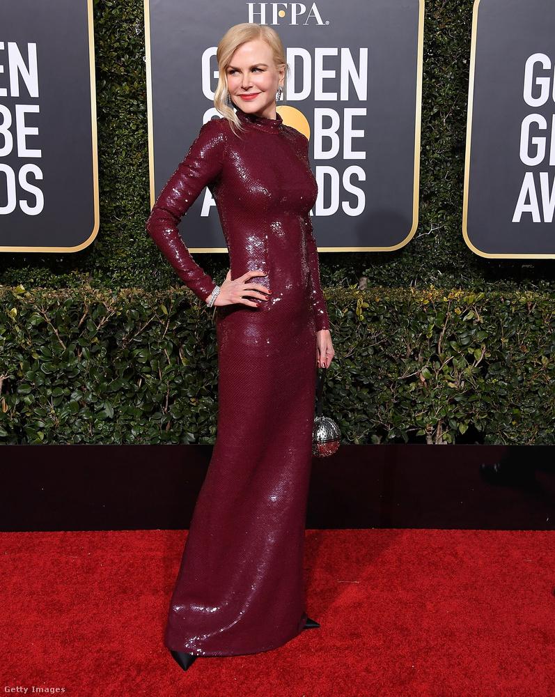 """Míg Chastain, aki amúgy nagy Tarr Béla rajongó, nem üdvözölt minket magyarokat, addig a """"nagyon kedves"""" Nicole Kidman igen, hisz Vastag Csaba elkapta egy interjúra."""