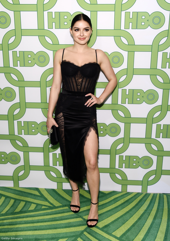 A Modern család másik  legtöbbet emlegetett színésznője, Ariel Winter is kitett magáért.