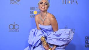 Lady Gaga több mint egy milliárd forintot aggatott magára