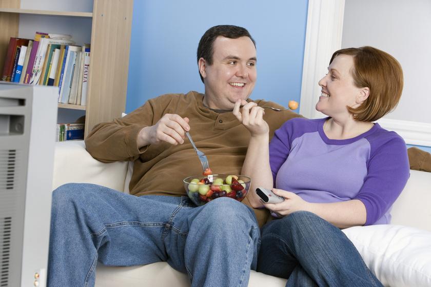 Egyszerre fogynál a pároddal? Nagyon rossz ötlet a kutatók szerint