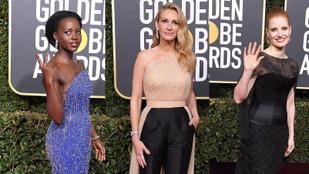 Így néztek ki a Golden Globe-gála legdögösebb női