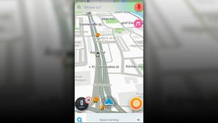 Nem tervez a Waze autópályára utat, mit csináljak?