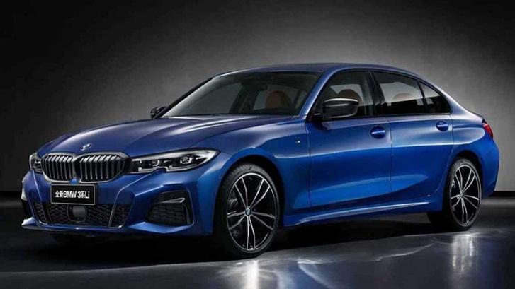 Totalcar - Magazin - Ez most a legnagyobb hármas BMW f75efb9d01
