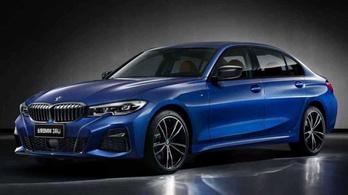 Ez most a legnagyobb hármas BMW
