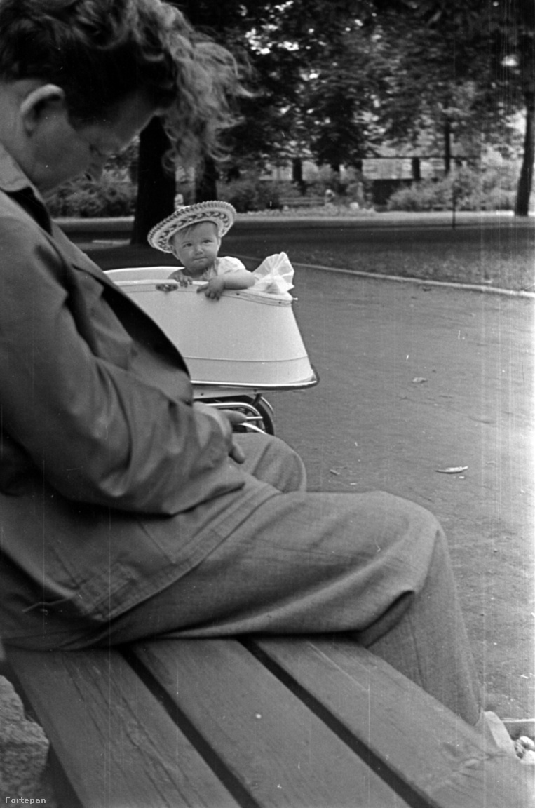 Parkban, 1963.