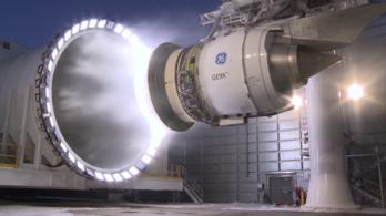 Hamarosan leleplezik a világ legnagyobb repülőgépmotorját