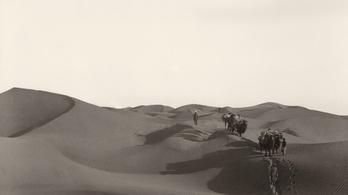 A magyar felfedező, aki kiásta a sivatag alól a Selyemutat