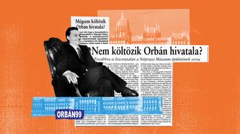Orbán a felháborodás miatt mégsem költözik