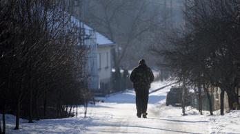 Megdőlt az idei téli hidegrekord: - 18,6 fok volt Vásárosnaményban
