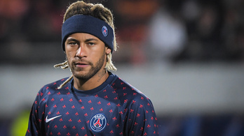 Neymar esik-kel, de számai zsenik
