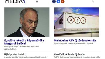 Új, független médiaportál indult Media1.hu néven