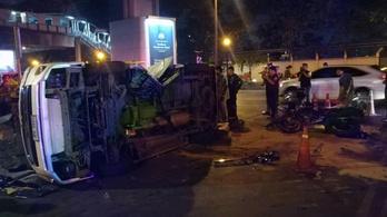 Meghalt két magyar Bangkokban