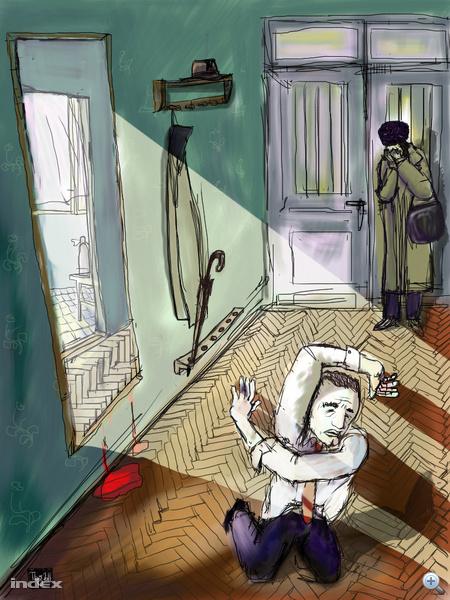 Kádár János nem bír a tükörbe nézni (Az 56-os forradalom)