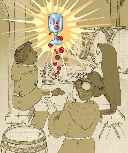 """""""A mesterséges vér előállítása a vértranszfúzió Szent Grálja"""""""