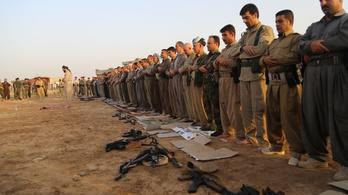 Gyerekek kínzásával vádolják jogvédők az  iraki kurdokat