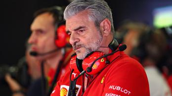 Összekapta a Ferrarit, erre kirúgták. Vagy más történt?