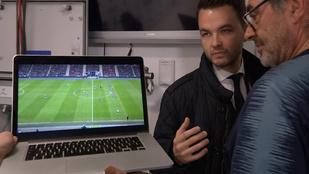 A Chelsea-edző laptopon mutatta be, tévedett a videóbíró