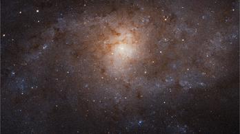 Gyönyörű képet lőtt a Hubble egy szomszéd galaxisról