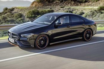 Bemutatták az új magyar Mercedest