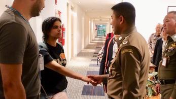 Megkapta a menekültstátuszt a családja elől menekülő szaúdi lány