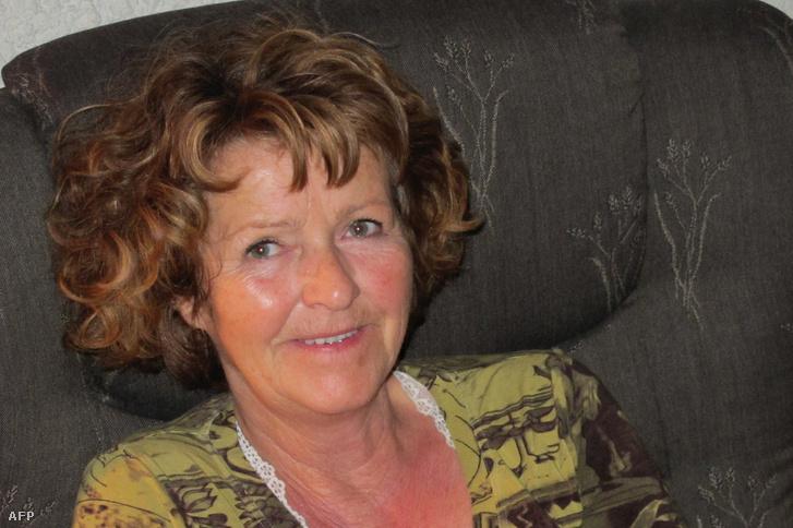 Tom Hagen elrabolt felesége Anne-Elisabeth Falkevik