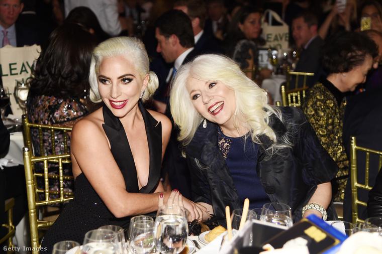 Lady Gaga az, akinek a születési neve Stefani Germanotta