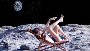 Keresik a nőt, aki vállalja az első Földön kívüli szülést