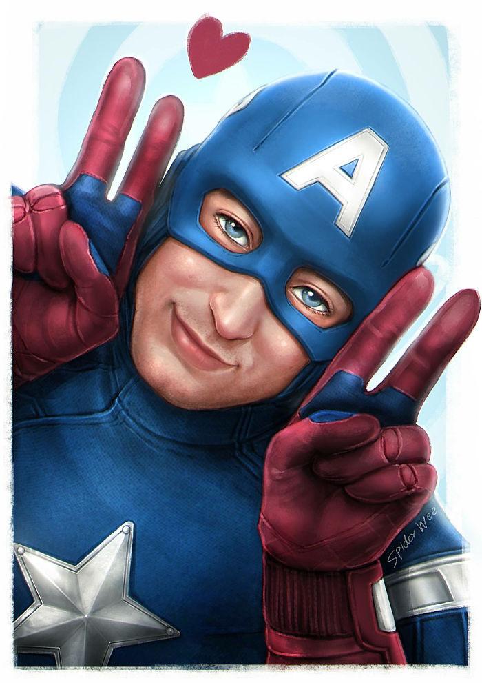 Amerika Kapitány.