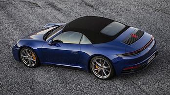 Nyáriasított sportkocsiját is megmutatta a Porsche