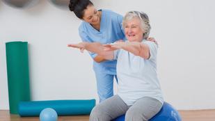 Mennyit mozogjanak az idősek, hogy sokáig éljenek?