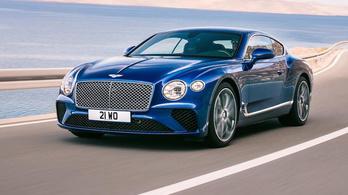 Túl sokba kerül a Bentley, becsukhatják, ha így folytatja