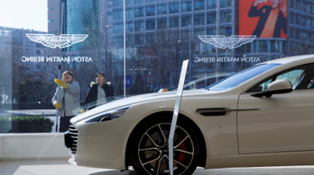 20 éve nem volt ilyen: kevesebb autót vesznek Kínában